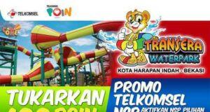 Promo Transera Waterpark Buy 1 Get 1 Free