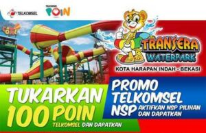 Promo Transera Waterpark Buy 1 Get 1 Free