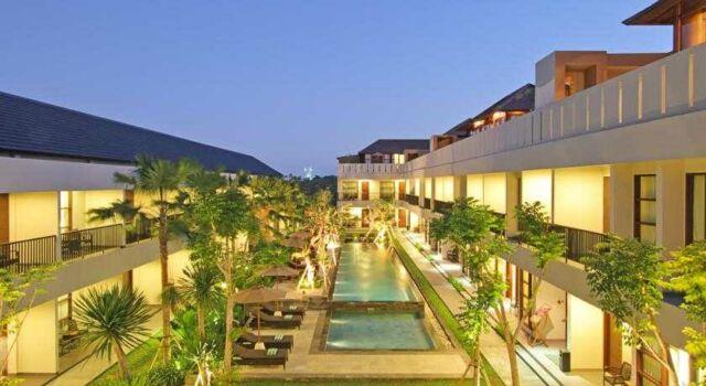 Amadea Bali Rsort & Villa - Pool & Rooms : Potongan harga kamar, spa dan restoran