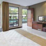 Amadea Bali Rsort & Villa - Room View and Bed: Periode menginap hingga 6 September 2015