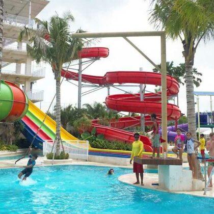 Splash Waterpark Canggu