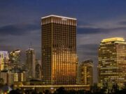 Fairmont Hotel Jakarta - Bangunan Pencakar Langit Hotel
