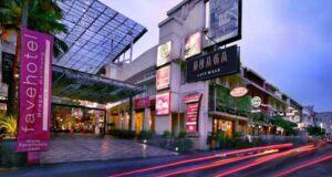 Fave Hotel Braga Bandung Halaman Depan