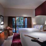 Hardrock Hotel Kuta Bali Bed Room