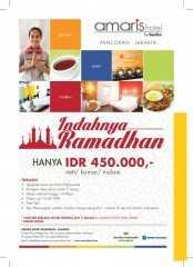 Promo Hotel Amaris Jakarta Ramadhan - Pancoran