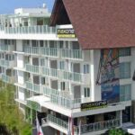 Gedung Hotel Maxone Bukit Jimbaran