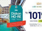 Promo Hotel 101 - tikecom diskon 101rb