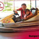 Promo KIDS FUN Yogyakarta - Wahana Bumper Car