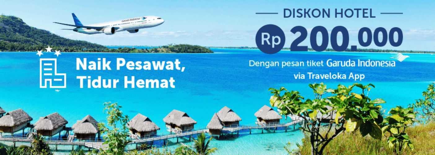 Promo Traveloka Hotel Garuda Indonesia Travels Promo