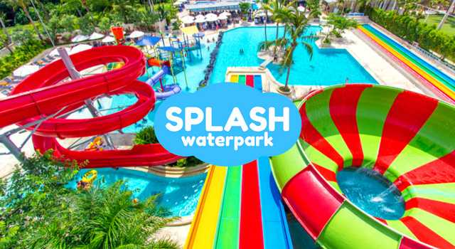 Splash Waterpark Bali Canggu