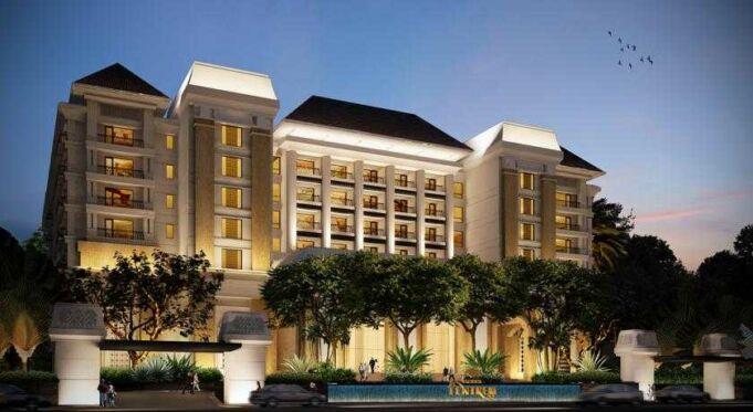 Promo Hotel Yogyakarta - Tantrem Hotel Face