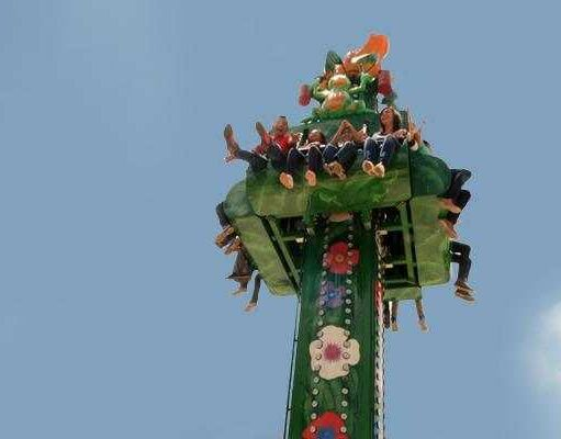 Wahana Jungle Land Mini Tower