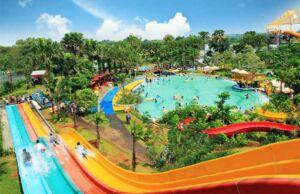 Promo Water Kingdom Mekarsari Racer Slide