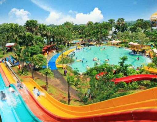 Promo Water Kingdom Mekarsari Racer Slide