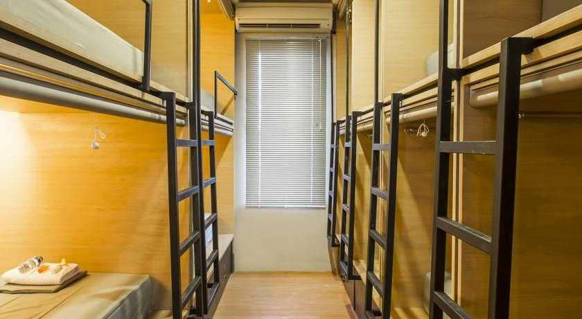 Monostel Legian salah satu tipe akomodasi dengan konsep Hostel. Klik gambar untuk info lebih lengkap hostel ini.