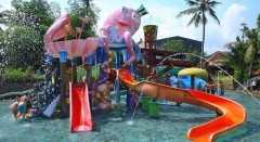 Funzone & Waterpark Bali Safari Marine Park