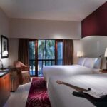 Hardrock Kuta Bali Pool Bed Room