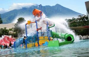 Jungle Water Adventure Bogor Kiddy Pool