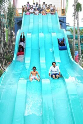 Jungle Water Adventure Bogor Race Slider