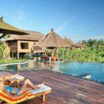 Mara River Lodge Kolam renang dan bersantai ria