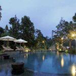 Puri Sebatu Ubud Infinity Pool