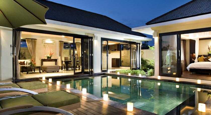 Tipe akomodasi dengan konsep villa The Seri Villa Seminyak, Klik gambar untuk informasi lebih lanjut villa ini