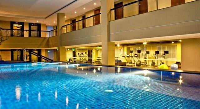 Hotel Luxton Bandung Kolam Renang