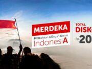 Promo Tiket pesawat dan hotel Traveloka Apps khusus platform IOS dapatkan diskon hinnga Rp 150.000 untuk hotel dan Rp 50.000 untuk Tiket pesawat.