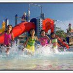 Wahana Sinbad Waterpark kolam bermain khusus anak-anak yang juga ada di Ciputra Waterpark Surabaya