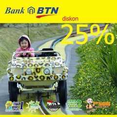 Promo berbagai bank di Jatim Park Group dapatkan diskon tiket masuk reguler hingga 50%