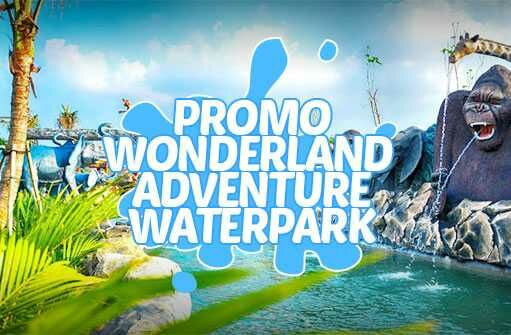 Promo Wonderland Waterpark Karawang