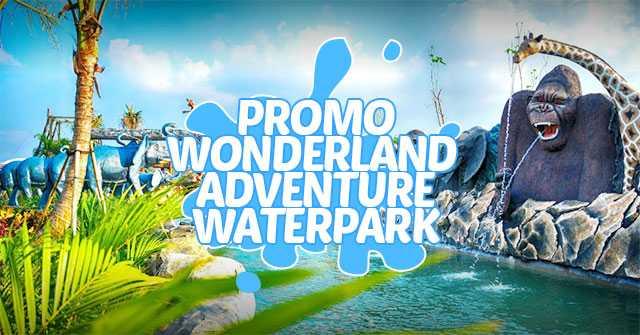Promo WONDERLAND Karawang Diskon 60% - TravelsPromo