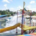 Kiddy Pool di Circus Waterpark Kuta Bali. Khusus buat anak-anak bermain dan seru-seruan.