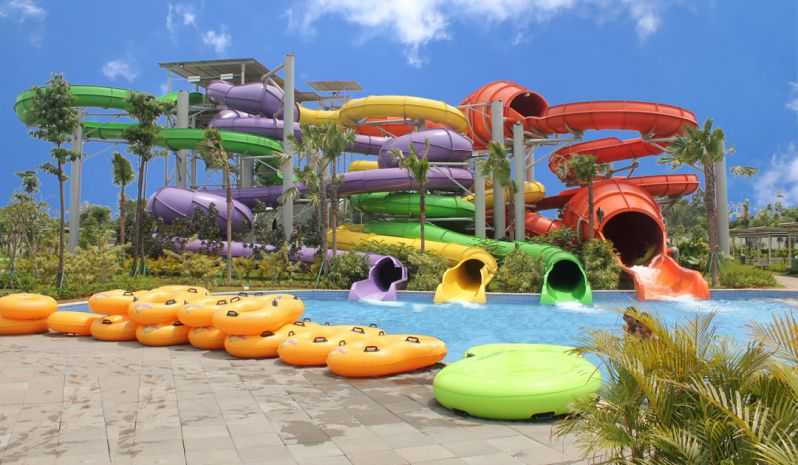 Go Wet Grand Wisata Tiket Wahana Januari 2020 Travelspromo