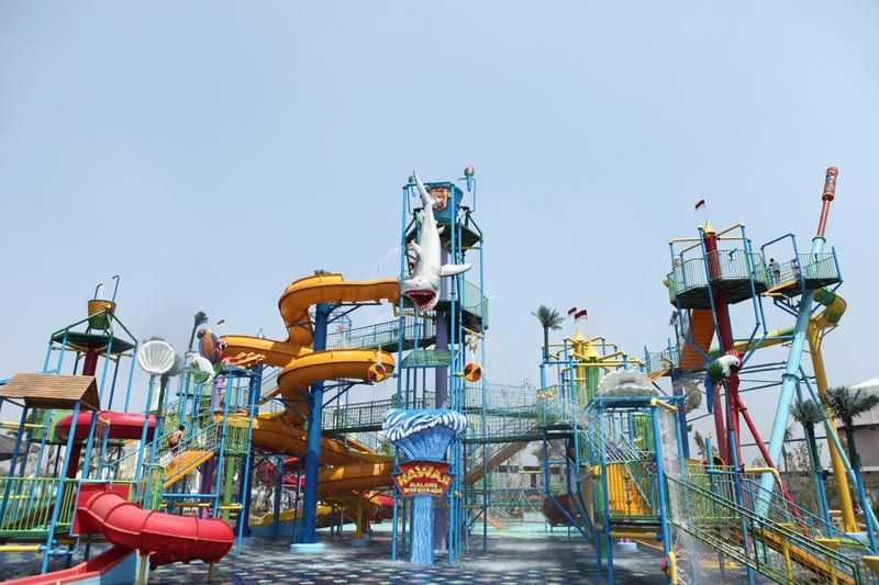 Hawai Waterpark Malang