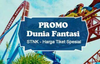 Gunakan promo Dufan STNK untuk mendapatkan harga tiket masuk yang lebih murah