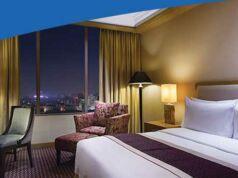 Promo Hotel Le Grandeur Kartu Kredit BCA dapatkan benfit tambahan gratis 1 malam dengan menginap 2 malam.