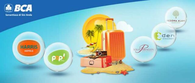 Promo Hotel kartu kredit BCA Tauzia Group diskon hingga 10%