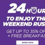 Promo Hotel Kartu kredit BNI di Accor Hotel Group dapatkan diskon hingga 35%