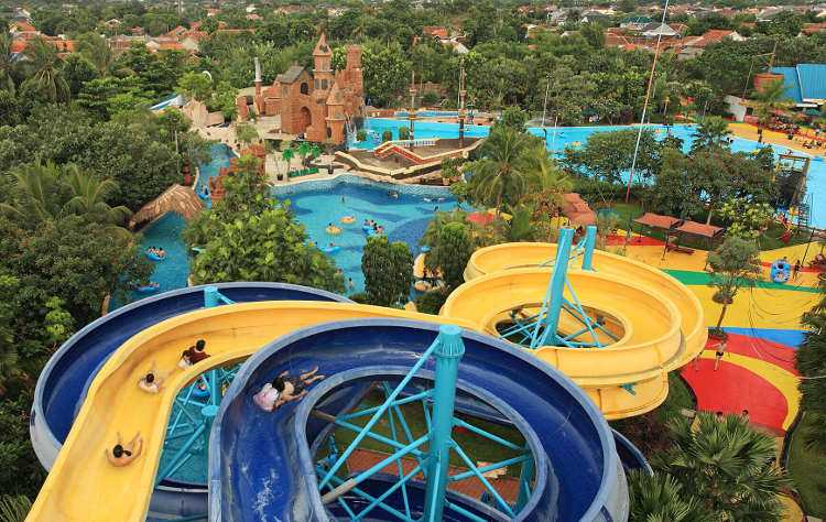 Ocean Park Bsd Tiket Wahana September 2019 Travelspromo