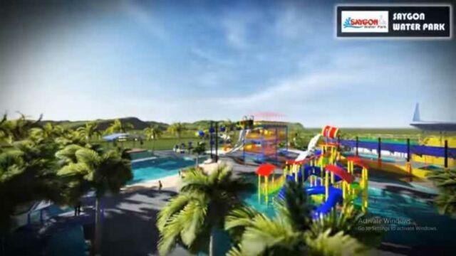 Tiket Masuk Saygon Waterpark Wahana & Atraksi