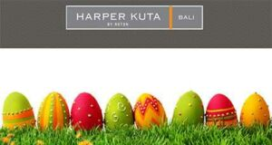 Paket Paskah 3H2M Harper Kuta Bali hanya 1,5 Jutaan