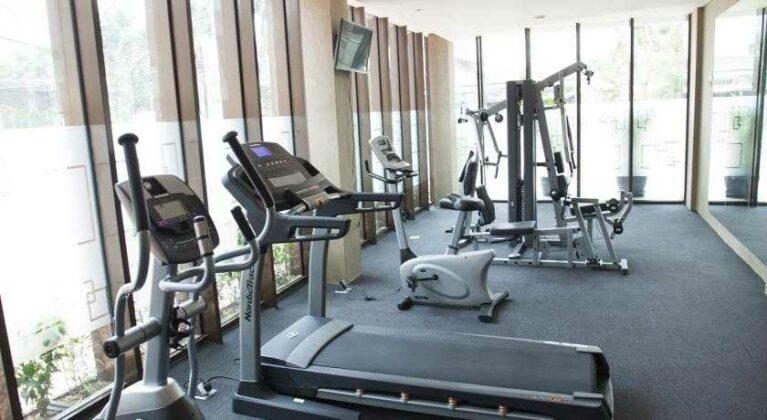 Area Fitness buat yang selalu ingin tampil fit dan bugar dalam beraktivitas.