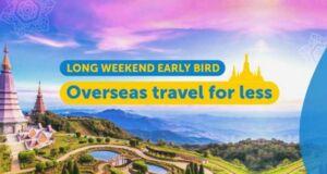 Promo diskon tiket pesawat ke luar negeri dapatkan diskon hingga Rp 150.000
