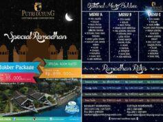 Promo Buka Bersama Ancol Putri Duyung nikmati menu lezat mulai dari Rp 85.000.