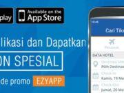 Promo Hotel Apps dapatkan diskon hingga Rp 250K dari berbagai travel agen online.