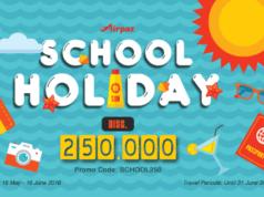 Musim liburan mau jalan-jalan pesan tiket pesawat di Airpaz langsung dapat diskon hingga Rp 250.000