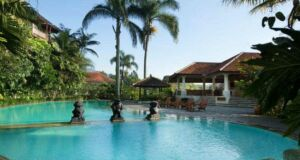 Novus Gili Resort, berlokasi di Puncak Cisarua mengetengahkan teman natural dengan landscape indah di area Puncak