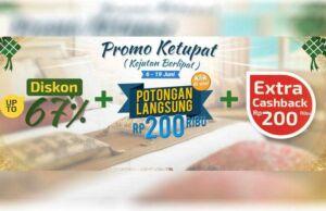 Promo Hotel Ramadhan mister aladin ketupat lebaran diskon hingga Rp 200.000.