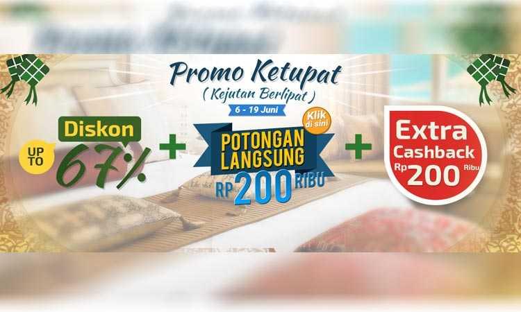 Misteraladin Promo Hotel Ketupat Lebaran Diskon Rp 200k Travelspromo